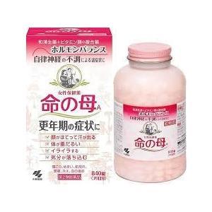 【第2類医薬品】小林製薬 女性保健薬 命の母A (840錠)