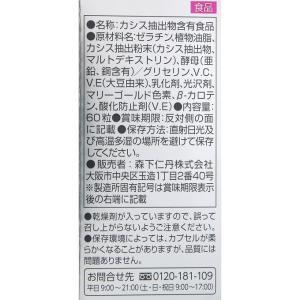 森下仁丹 カシス−i EX <60粒>|megadrug|02
