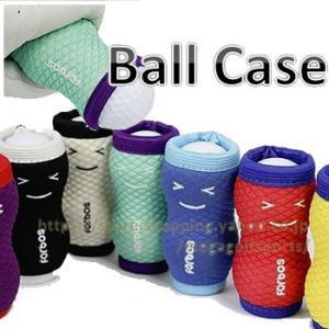 フォーボス スノー ボール ケース 全7色 2球 収納 メール便対応