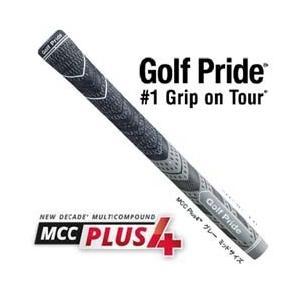 【GOLF PRIDE MCC Plus4 Mid Golf Grip】 ゴルフプライド マルチコンパウンド MCC プラス4 ミッドサイズ ゴルフグリップ 【ウッド・アイアン用 MCC Series