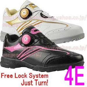 Free Lock System MEGA GOLF JAPAN New Walking Spike...
