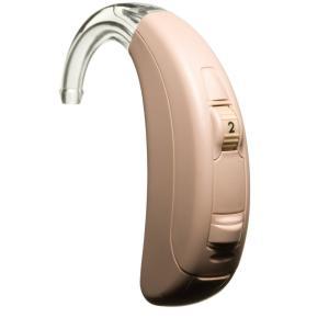 ベルトーン 耳掛けデジタル補聴器 ターンBTE-75 ベージュ/グレー|meganenohato8