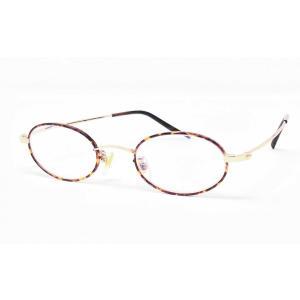 ブルーライトカットレンズ使用 ライブラリーコンパクト 老眼鏡 めがね工房ハトヤオリジナルメガネ拭き ケース セット ブラウン/オーバル メール便送料無料|meganenohato8