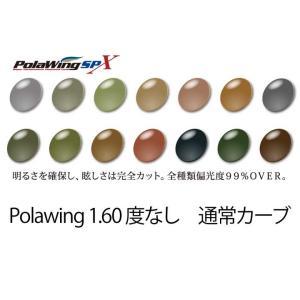 COMBEX PolawingSPX 1.60度なし 4カーブレンズ meganenohirata