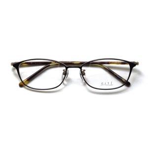 薄型レンズ付メガネセット Hamamoto H ハマモト エイチ H 1158-3 ブラック/ゴールド【レディース】【女性用】【日本製】【軽量フレーム】【メタル】|meganenohirata