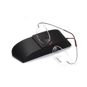 薄型レンズ付メガネセット  NewバージョンSilhouette MinimalArt TMA 5515/CT-3042(ワイン)|meganenohirata