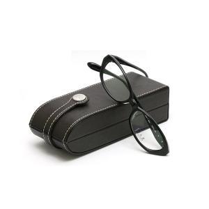 【ネット限定 訳アリ 売切り在庫処分】薄型レンズ付メガネセット O&X NewYork J-12-06 ブラック【ユニセックス】【男女兼用】【日本製】|meganenohirata