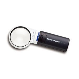 ルーペ LEDライト付きハンドルーペ エッシェンバッハ モビラックス 丸型3倍 レンズ径60mmφ|meganeshop