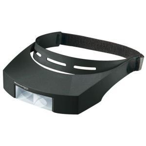 作業用ルーペ エッシェンバッハ ラボシリーズ ヘッドバンド1個と両眼レンズ2枚のセット|meganeshop