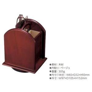 回転式木製メガネスタンド|meganeshop
