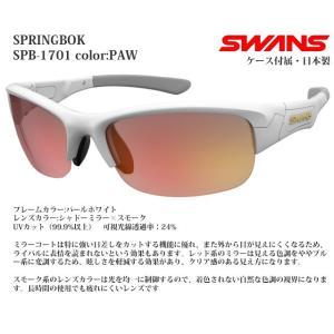 スポーツサングラス スワンズ SWANS SPRINGBOK SPB-1701 color:PAW|meganeshop