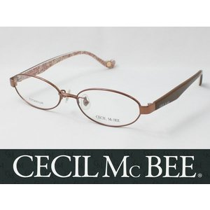 CECIL McBEE セシルマクビー メガネフレーム CMF-3006-2 メタルフレーム|meganezamurai