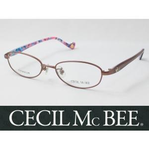 CECIL McBEE セシルマクビー メガネフレーム CMF-3009-2 メタルフレーム|meganezamurai