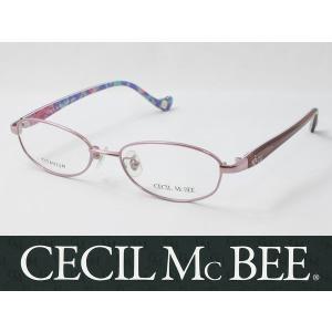 CECIL McBEE セシルマクビー メガネフレーム CMF-3009-4 メタルフレーム|meganezamurai