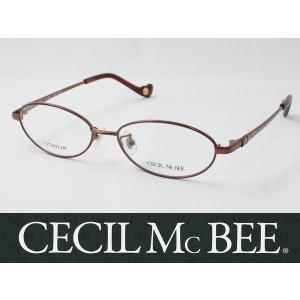 CECIL McBEE セシルマクビー メガネフレーム CMF-3012-2 メタルフレーム|meganezamurai