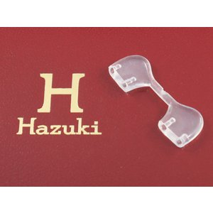 送料無料◆ハズキルーペ旧ラージ交換用鼻パッド2個◆純正 現行ラージ コンパクト クールは取付不可 鼻パット 鼻あて パーツ シリコン