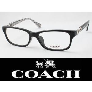 COACH コーチ メガネフレーム HC6052F-5214 【国内正規品】 シグネチャー柄 meganezamurai