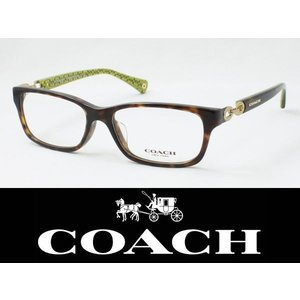 COACH コーチ メガネフレーム HC6052F-5232 【国内正規品】 シグネチャー柄 meganezamurai