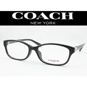 COACH コーチ メガネフレーム HC6092BD-5002 【国内正規品】 BLACK meganezamurai