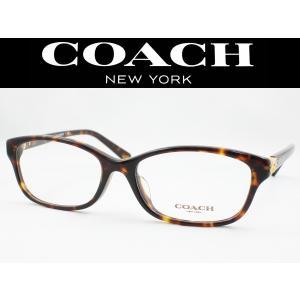 COACH コーチ メガネフレーム HC6092BD-5120 【国内正規品】 DARK TORTOISE meganezamurai