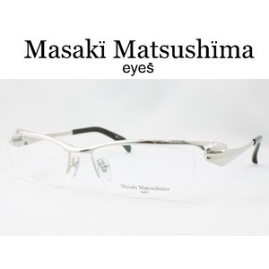 マサキマツシマ MF-1153-1 メガネフレーム レンズ入れ替え可 日本製|meganezamurai