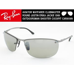 Ray-Ban レイバン 偏光サングラス RB3542-02...