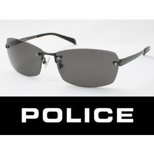 【日本正規代理店商品】 POLICE ポリス 偏光サングラス SPL269J-530P TITANIUM JAPANモデル