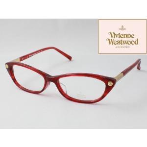 国内正規商品 Vivienne Westwood ヴィヴィアンウエストウッド VW-7042-RS メガネフレーム
