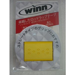 Winn ウィン ロッドラップ OW11-YL megaproductjp