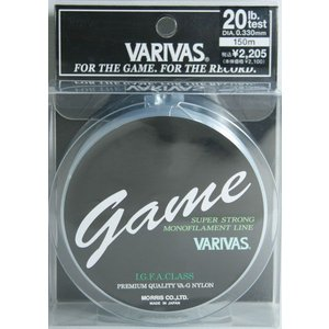 バリバス (VARIVAS) ゲーム 150m 4号 20LB megaproductjp