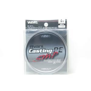 バリバス (VARIVAS) アバニ キャスティングPE SMP 4号 300m megaproductjp