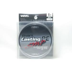 バリバス (VARIVAS) アバニ キャスティングPE SMP 6号 300m megaproductjp