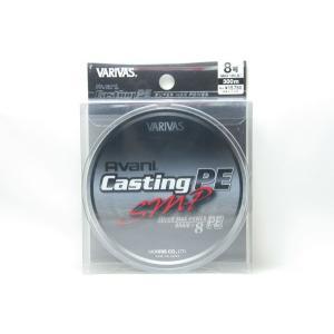 バリバス (VARIVAS) アバニ キャスティングPE SMP 8号 300m megaproductjp