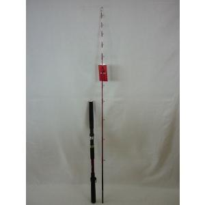 ソルフェスタ (solfiesta) レッドウルフ (RED WOLF) 190I 20〜60号|megaproductjp