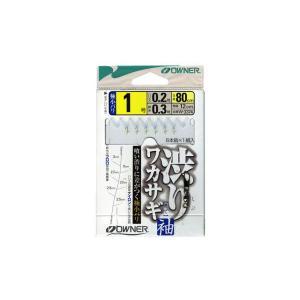 オーナー(OWNER) 渋りワカサギ 袖仕掛 W-3374 1.5号|megaproductjp