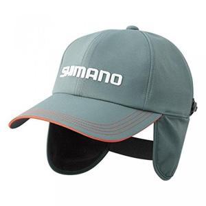シマノ(SHIMANO) ベーシックサーマルキャップ CA-036N シルバー F|megaproductjp