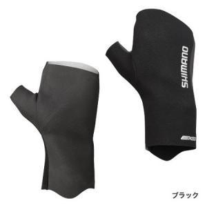 シマノ(SHIMANO) クロロプレンEXS フィンガーフリーグローブ GL-060P ブラック|megaproductjp