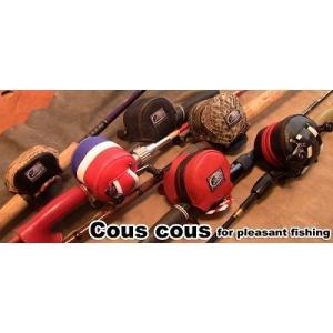 Couscous クスクス リールカバー2500 パイソンブラウン|megaproductjp|05