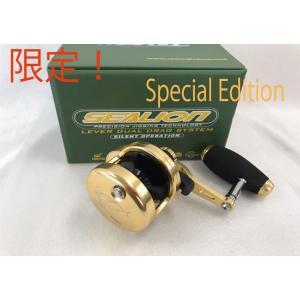 大特価!限定品! マクセル (MAXEL) シーライオンOSL05DH (SEALION) Gold/BLK 右 Special Edition|megaproductjp