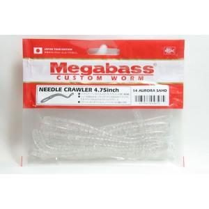 メガバス(Megabass) ニードルクロウラー4.75