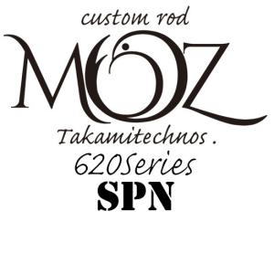 Takamitechnos タカミテクノス MOZ モズ 621SPN(スピニング) HGEVAタイプ|megaproductjp