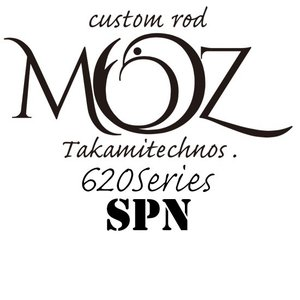 Takamitechnos タカミテクノス MOZ モズ 623SPN(スピニング) HGEVAタイプ|megaproductjp