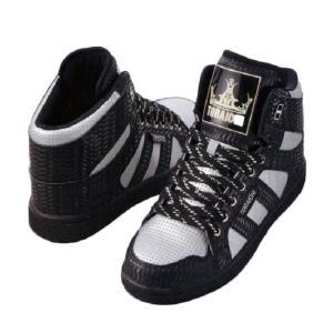 寅壱 ミッドカット ミドルカット安全靴 0107-965 シルバー 【安全靴 スニーカータイプ】 megawork