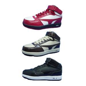 寅壱0117 965 2014年 新商品 ミッドカット安全靴 0117-965 megawork