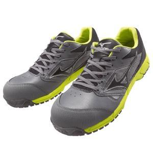 ポイント10倍!!【送料無料】MIZUNO 安全靴 ミズノワーキング C1GA1700 ワーキングシューズ 29cm 22.5 23 23.5 紐タイプ megawork