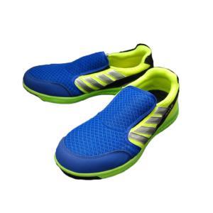 多機能安全スニーカー コーコス信岡 HZ 367 安全靴 軽量/耐滑/耐油 !!24.5〜 29cm 30cmスリッポンタイプ|megawork