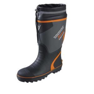 防寒長靴(安全靴) 防寒安全長靴 85710 ジーベック セフティー防雪長靴|megawork