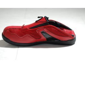 KZS 1400 かかとを踏めるスリッポン 安全靴 KZS 1400 ケイゾック かかと 踏める megawork