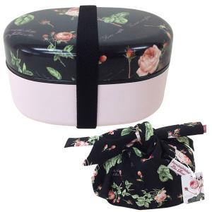 ルドゥーテローズ ランチボックス&お弁当袋(あづま袋)&お箸袋セット お弁当 ランチボックス お弁当箱 吾妻袋|meggie