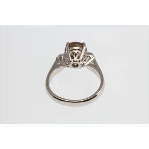 クリソベリルキャッツアイ ダイヤモンドリング PT900|megumi-1|04